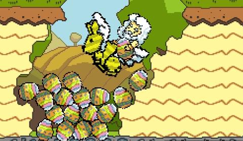 Easter egg – King Toko