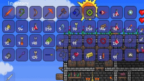 Image Result For Bookcase Terraria