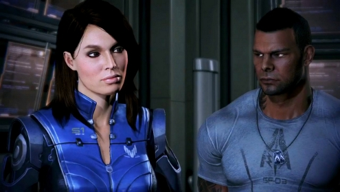 Mass Effect 3 DLC Character by Herbert Lowis - Game Art Hub