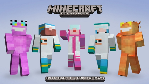 The Complete Minecraft Skin Pack 1 List | King Toko Blog