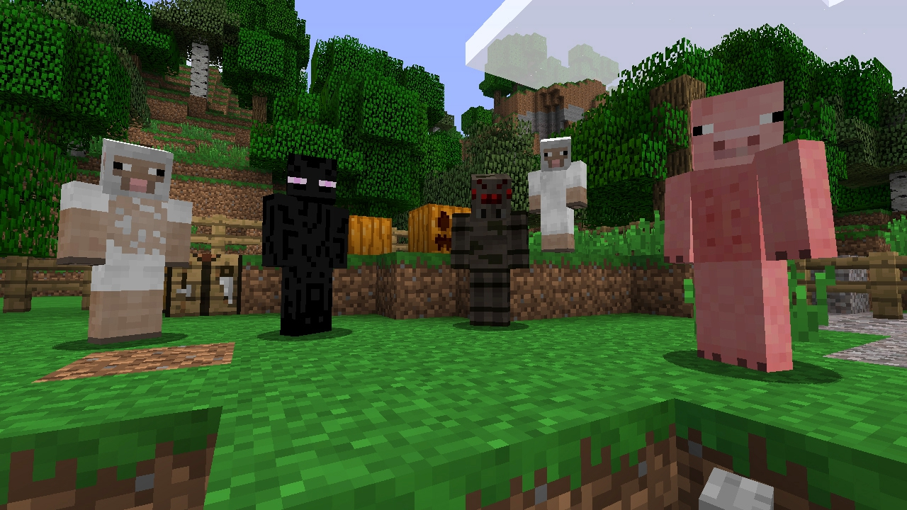 This skin pack is pretty good especially the left 4 dead skins