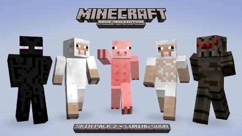 Xbox 360 Minecraft Skins Enderman Minecraft: Xbox 360 Ed...