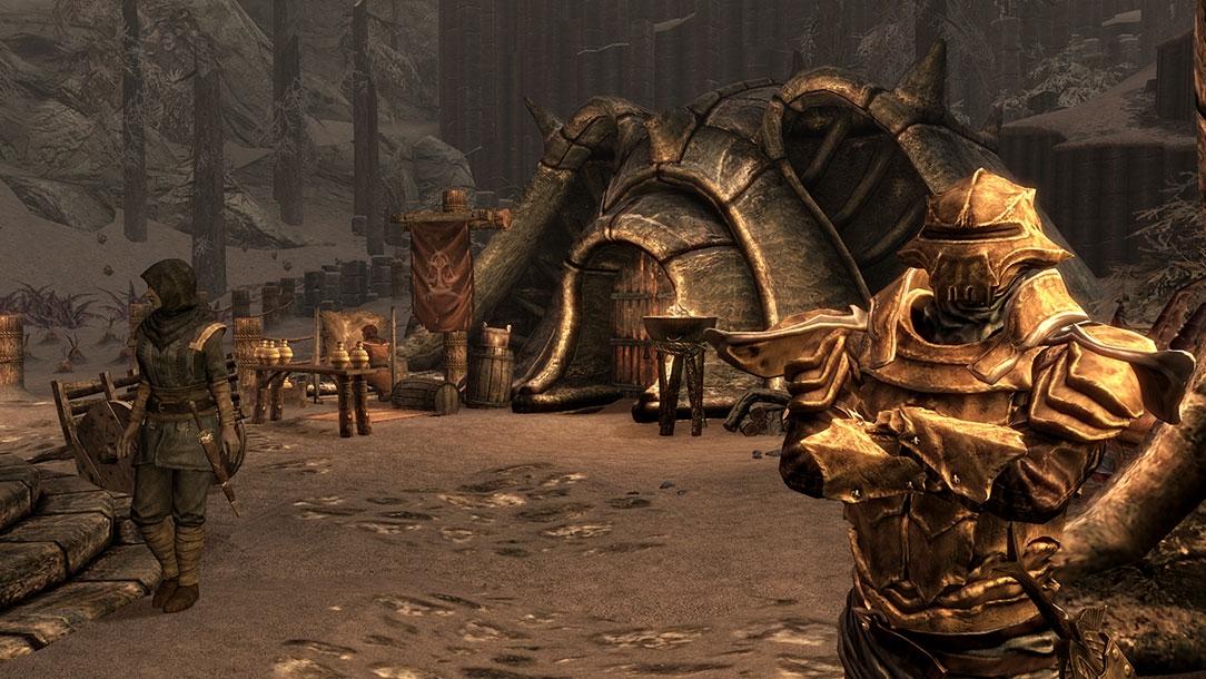 Twelve New Elder Scrolls V: Skyrim Dragonborn Screenshots   King ...