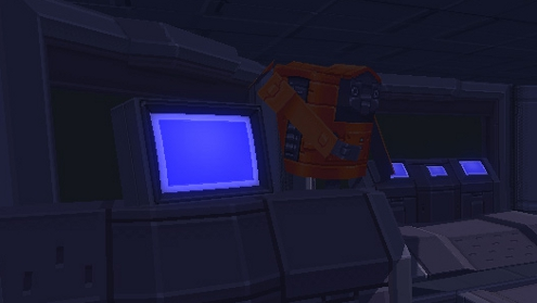 Even in space computers don't work proberly.