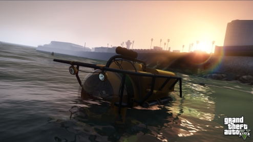 Grand Theft Auto V Screenshot 44