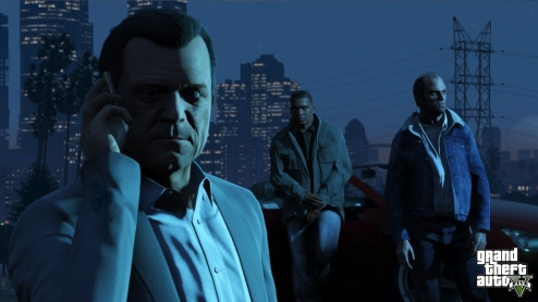 Grand Theft Auto V Screenshot 47