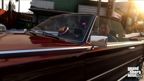 Grand Theft Auto V Screenshot 48