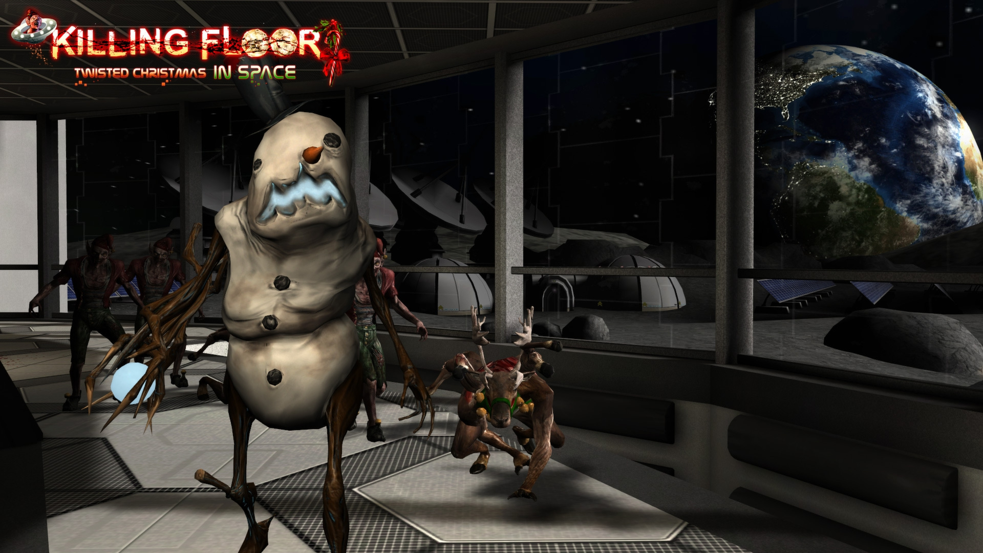 Killing Floor: Twisted Christmas III Event is Available. Also Event ...