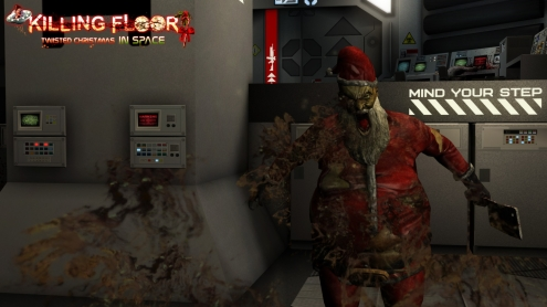 Killing Floor Twisted Christmas III Event 10