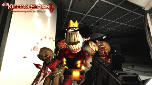Killing Floor Twisted Christmas III Event 7