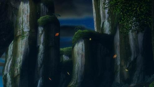 Pretty Monster hills.