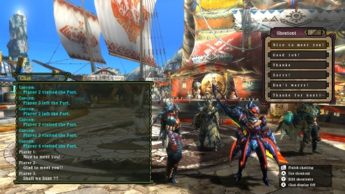 Monster Hunter 3 Ultimate 1