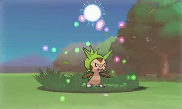 Best Nintendo 3DS Game: Pokémon X.