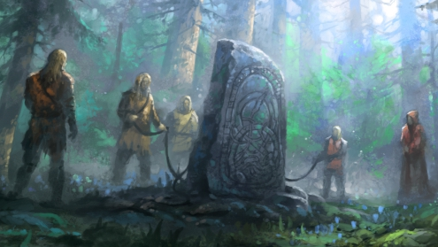 Crusader Kings II The Old Gods Concept Artwork 0