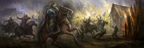 Crusader Kings II The Old Gods Concept Artwork 1