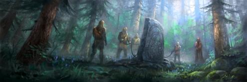 Crusader Kings II The Old Gods Concept Artwork 4