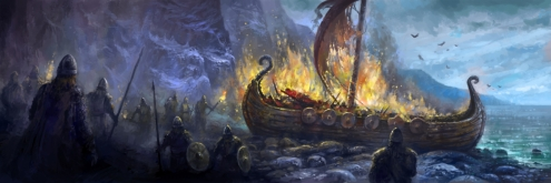 Crusader Kings II The Old Gods Concept Artwork 6