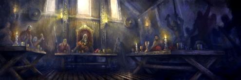 Crusader Kings II The Old Gods Concept Artwork 7