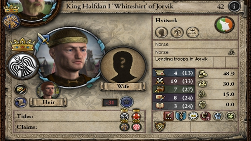 Crusader Kings II is still the king for making stories.