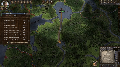 Crusader Kings II The Old Gods Screenshot 1