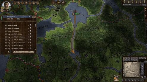Crusader Kings II The Old Gods Screenshot 1