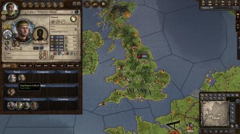 Crusader Kings II The Old Gods Screenshot 2