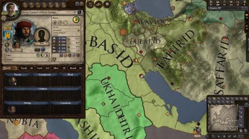 Crusader Kings II The Old Gods Screenshot 3