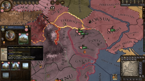 Crusader Kings II The Old Gods Screenshot 4