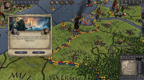 Crusader Kings II The Old Gods Screenshot 7