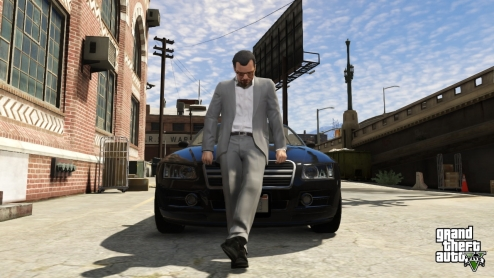 Grand Theft Auto V Screenshot 50