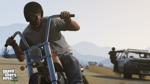 Grand Theft Auto V Screenshot 52