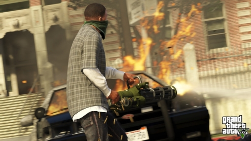 Grand Theft Auto V Screenshot 58