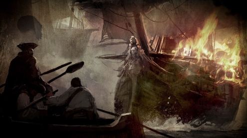 Assassin's Creed IV Black Flag Artwork 3
