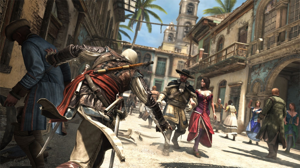Best Xbox 360 Game: Assassin's Creed IV: Black Flag.