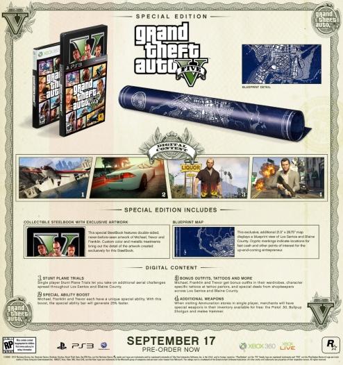 Grand Theft Auto Special Edition Big