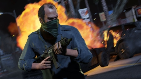 Grand Theft Auto V Screenshot 71