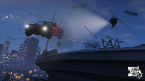 Grand Theft Auto V Screenshot 73