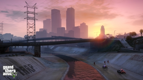 Grand Theft Auto V Screenshot 74
