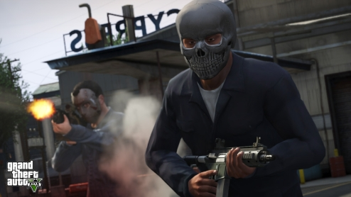 Grand Theft Auto V Screenshot 76