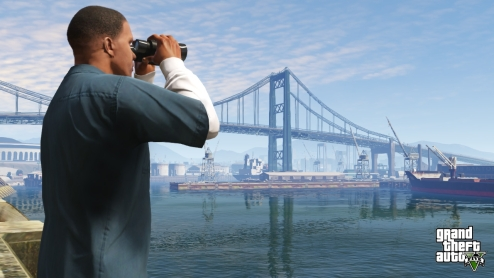 Grand Theft Auto V Screenshot 77