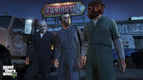 Grand Theft Auto V Screenshot 78
