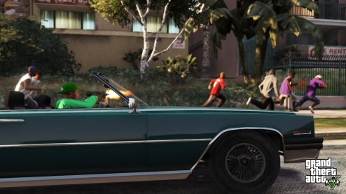 Grand Theft Auto V Screenshot 80