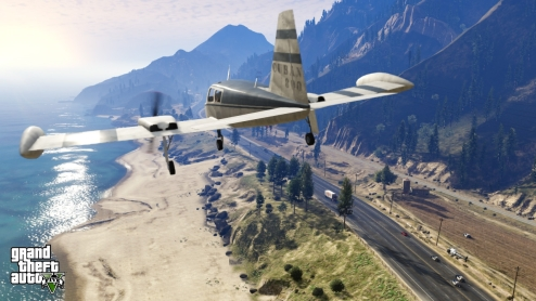 Grand Theft Auto V Screenshot 83