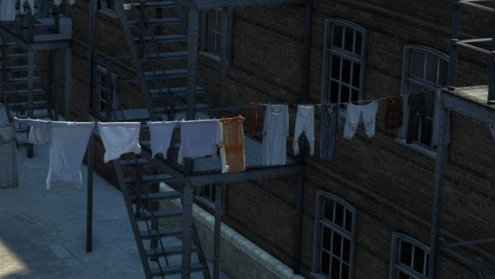 Don't hang out your dirty laundry when in the Mafia.