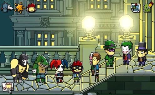 Scribblenauts Unmasked A DC Comics Adventure 9