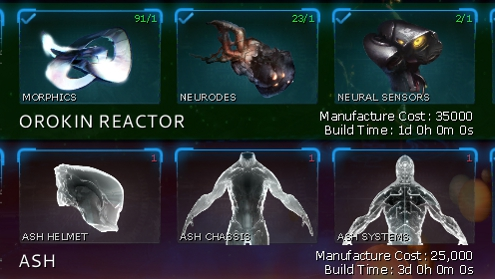 Warframe boss and blueprint locations alert and operation rewards get use to looking at this screen and dreaming for more malvernweather Gallery