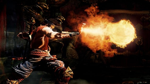 Good old Killer Instinct. It's only about eight years since the SNES one.