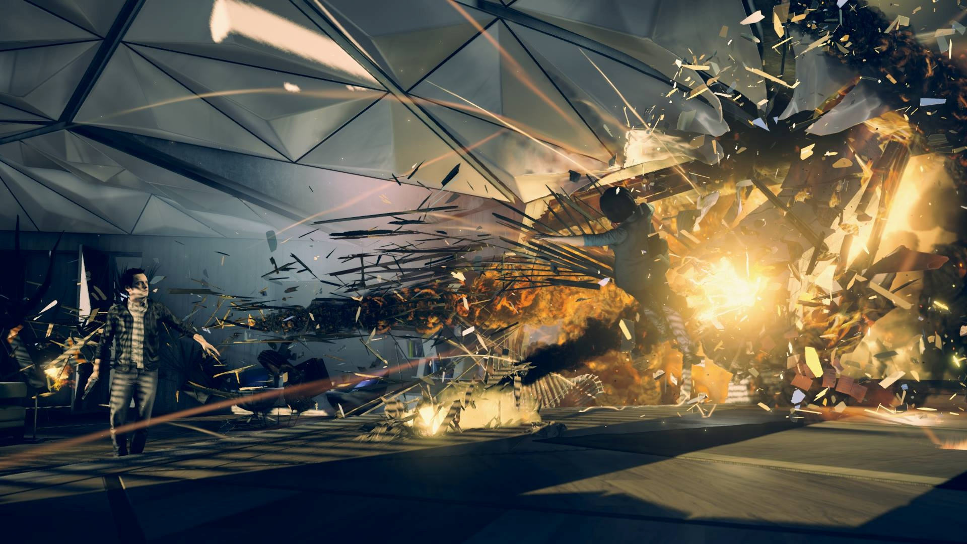 Quantum Break Quantum Break V...