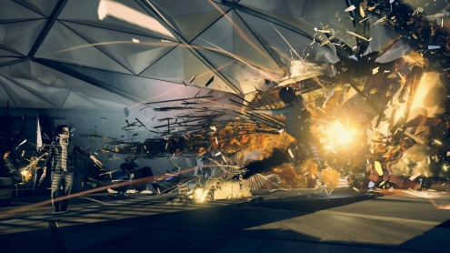 Quantum Break Screenshot 3