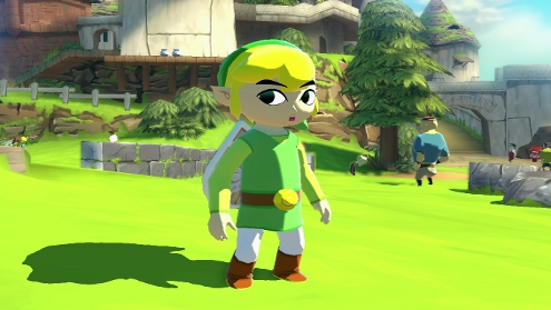 Wind Waker is probably the best Zelda game on a console, best art setlye and gamepaly at least.